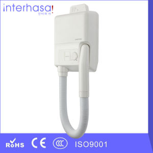 Other Home Appliance Parts Type Wall-Mounted Electrical ABS White Body/ Skin Hair Dryer pictures & photos