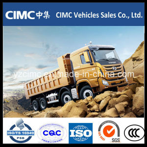 8X4 Hyundai Xcient 340 HP Dumper Truck pictures & photos