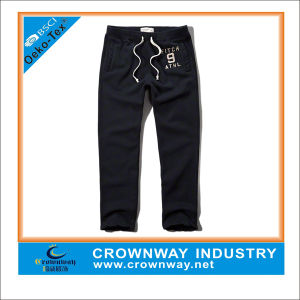 100% Cotton Mens Fashion Baggy Jogger Sweatpants pictures & photos