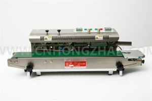 CBS900W Stainless Steel Continuous Bag Sealing Machine pictures & photos