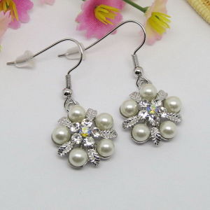 Hot Selling Pearl Charm Earring for Young Lady pictures & photos