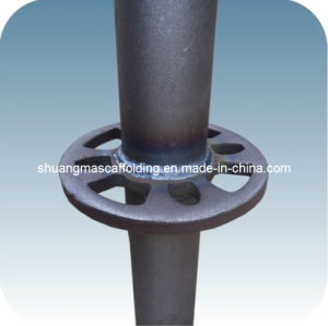 Tubular Steel Ringlock Scaffolding for Construction, Factory in Guangzhou pictures & photos