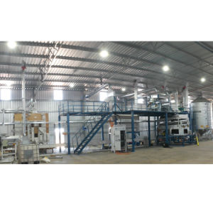 Quinoa Sesame Seed Cleaning and Processing Plant (5X) pictures & photos