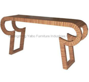 Wooden Furniture Modern Console Table pictures & photos