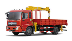 New Condition Lifting Capacity 8ton Truck Mounted Crane for Sale pictures & photos