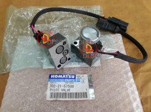 Komatsu Hydraulic Spare Parts, Engine Parts, Pilot Valve (702-21-57500) pictures & photos