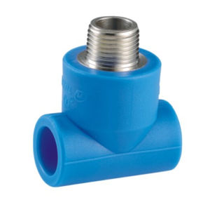 New PPR Water Supply Fittings Series Copper Male Coupling pictures & photos