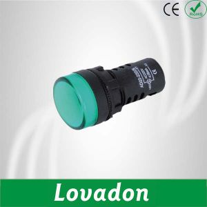 High Technical Pushbutton Switch Ad22-22ds/G pictures & photos