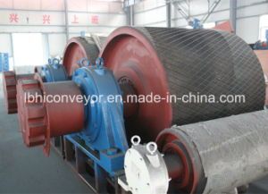 Libo Brand High Technology Belt Conveyor Pulley / Conveyor Steel Pulley pictures & photos