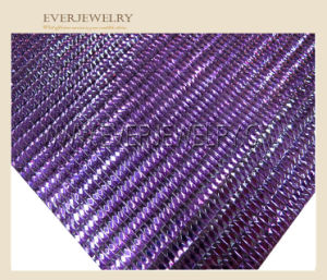 24*40 Resin Rhinestone Sheet, Hotfix Square Diamond Rhinestone Mesh pictures & photos