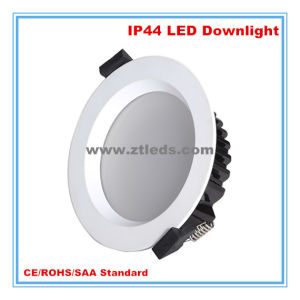 80lm/W 80ra Recessed IP44 10W LED Downlight