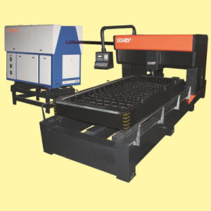 High Precision CO2 Laser Cutting Machine for Electronic Board and Die Board Wood Cutting pictures & photos