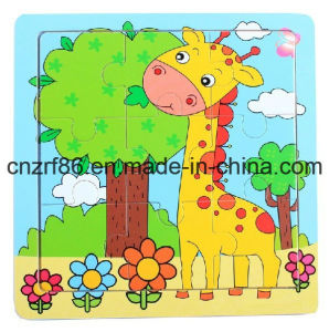 Custom Paper Jigsaw Puzzles for Children pictures & photos