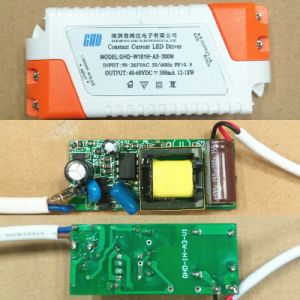 12W/15W/18W LED Panel Light Drivers with Ce/RoHS/Bis/EMC Approval pictures & photos