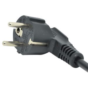 OEM European Three Pins AC Power Plug with VDE Certification pictures & photos