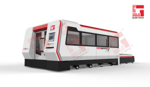 Fiber Laser Cutting Machine GS-F3015c pictures & photos
