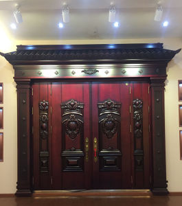 Professional, Security Door, Interior Doors, Metal Doors. (FYJ-8889)
