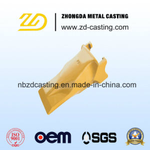 Bucket Tooth Machining Carbon Steel Cheapest pictures & photos
