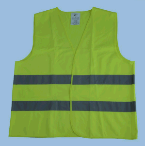 High-Visibility Reflective Safety Vest (HX-D30) pictures & photos