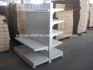 Factory Price Adjustable Steel Gondola Supermarket Shelf Shelving Display Rack pictures & photos
