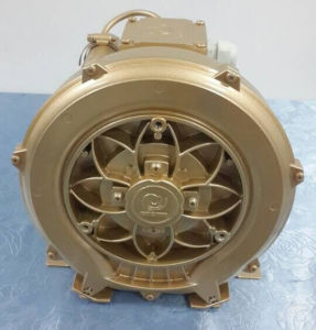 0.5HP Single Phase Turbine Blower with Thermal Protection pictures & photos