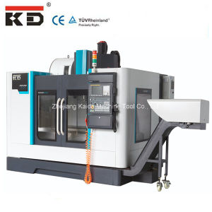 High Precision CNC Vertical Machining Centers Kdvm1000lh pictures & photos