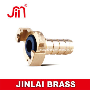 Brass Hose Fitting-Pn16 (JL-752H)