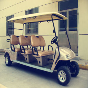 6 Seats Electric Sightseeing Car Rse-2068 pictures & photos