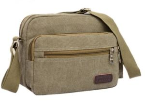Casual Canvas Sport Shoulder Travel Bag Messenger Bag Sh-16031115 pictures & photos