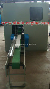 Autoamtic Facial Tissue Log Saw Cutting Machine pictures & photos