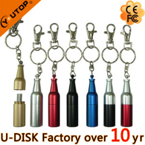 Custom Beer Bottle Shaped USB Flash Drive as Promotion Gift (YT-1216) pictures & photos