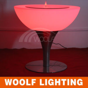 LED Light up Nightclub Coffee Table pictures & photos
