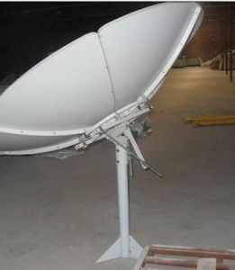 Polar Axis C-Band 240cm Satellite Antenna pictures & photos