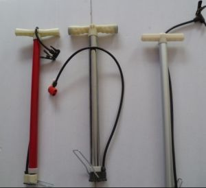 Hand Powered Air Bicycle Pump pictures & photos