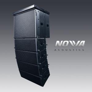 "PRO Audio Dual 8"" Line Array Professional Speaker (CA-008) pictures & photos"