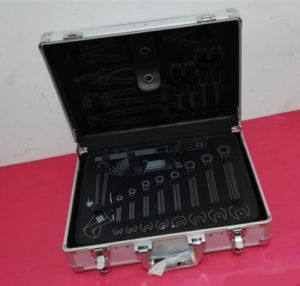 Hot Sale Professional Aluminum Alloy Hand Tool Set Case pictures & photos