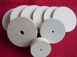 Wool Buffing Wheel pictures & photos