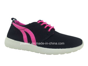 2015 Hottest Style Women Running Shoes with PVC Injection (T06-L) pictures & photos