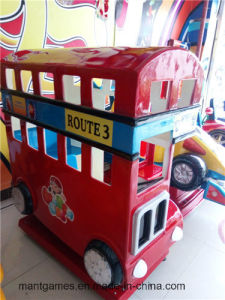 London Bus, Happy Coin Swing Machine Kiddie Rides for Sale pictures & photos