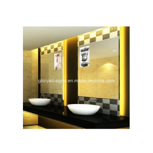 LED Magic Mirror with Sensor Light Box pictures & photos