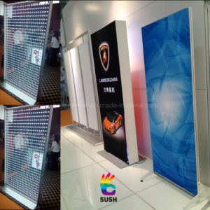 Embedded Strip, Fabric Flexible Film Silicon Edging Light Box (SS-LB9) pictures & photos