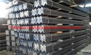 Hot Rolled Mild Carbon Prime Equal Leg Steel Angle pictures & photos