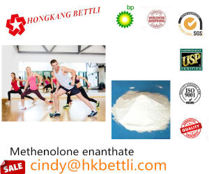 Methenolone Enanthate Hormone for Body Building pictures & photos