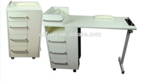 Nail Salon Furniture Cheap Wholesale High Quanlity Nail Table pictures & photos