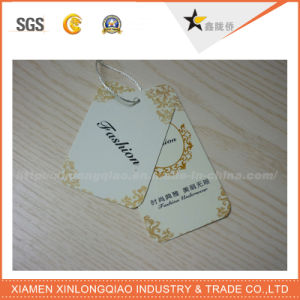 Hot Sale Fancy Customized Transparent Hang Tag pictures & photos