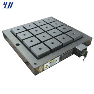 Electro Magnetic Workholding Plate for CNC Machining pictures & photos