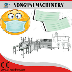 Surgical Disposable Nonwoven Face Mask Blank Making Machine Equipment Ultrasonic pictures & photos