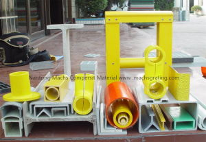 FRP Pultruded Square Tube with High Strength pictures & photos