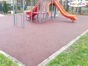 EPDM Rubber Granule High Flexibility for Playground pictures & photos