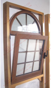 Superior Quality UPVC Tilt and Turn Arch Window (BHP-TT05) pictures & photos